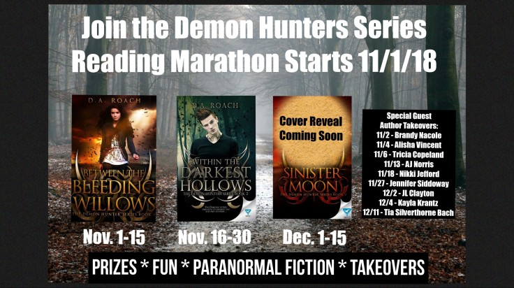 demon hunters reading marathon