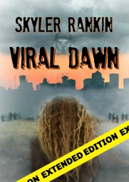 Image of Viral Dawn book cover.